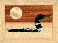 Loon Trinket Box