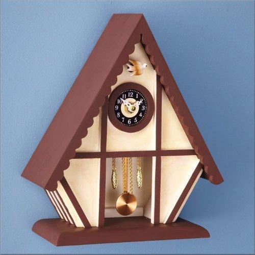 Wood clock kits from klockit - Cuckoo clock plans ...