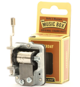 Hand Crank Music Boxes