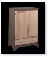 Unfinished Furniture Kits Cabinets Red Oak