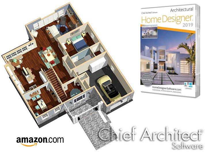 Home Designer Architectural 2019
