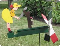 Whirligigs Full Size Patterns Diy Plans