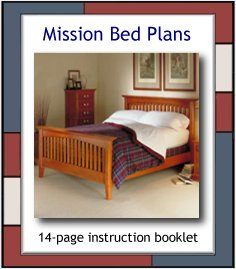 Cherry Mission Bed Plans