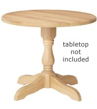 of table pedestal tables and dining wood round base images