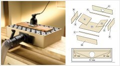 Comdowndraft Table Design : More Woodworking downdraft table plans ~ Project Me