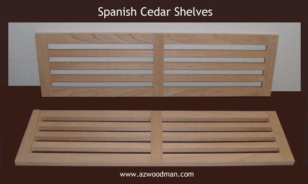 Index Of Humidor Shelves