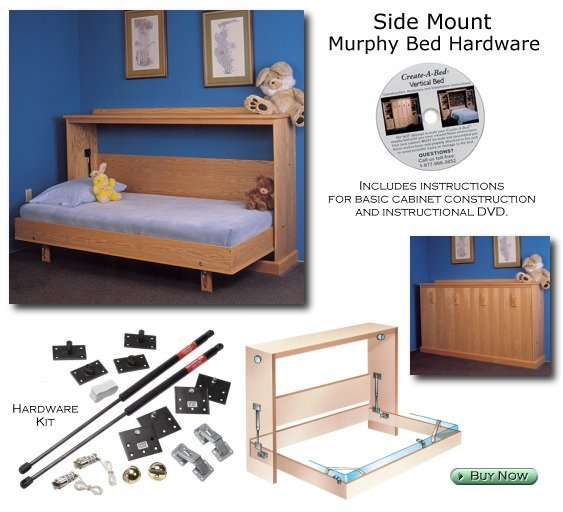 How To Take Apart A Wooden Bed Frame Side Mount Wall Bed