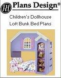 Children's Beds ~ Kid's Bunk Bed Plans