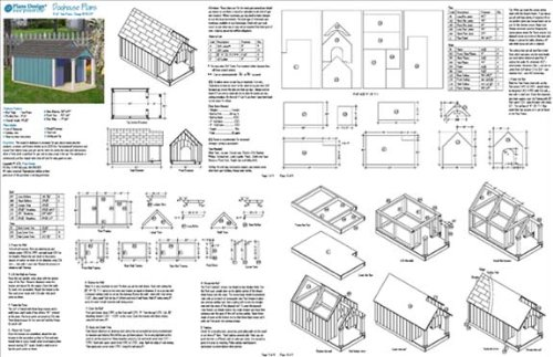 Free Large Dog House Plans With Porch