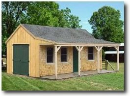 plans for building a storage shed