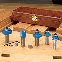 Rockler 5-Pc. Starter Bit Set