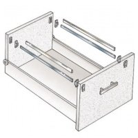 File Cabinet Hardware Converting File Drawers File