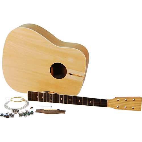 unfinished electric and acoustic guitar kits. Black Bedroom Furniture Sets. Home Design Ideas
