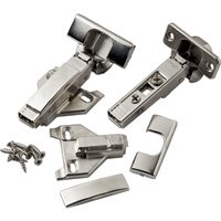 BLUM 120° Clip Top 3-Way Face Frame Hinges