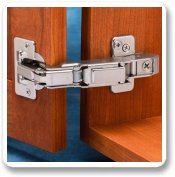 Frameless European Hinges
