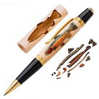 Cutthrout Trout-Cut Inlay Pen Kit Blank