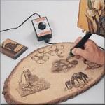 wood branding kit