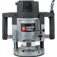 Porter Cable 3¼ HP Five-Speed Plunge Router, Model #7539