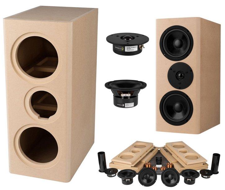 Diy Speaker Building Supplies - DIY Campbellandkellarteam