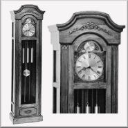 Grandfather clock plans free