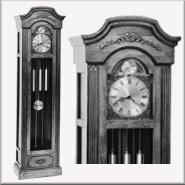 Grandfather clock plans free