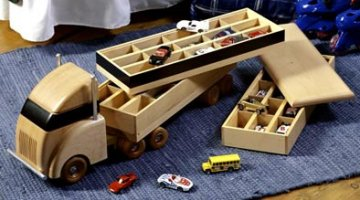 Toy Car And Truck Plans From Wood Store