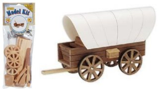 How To Build A Wooden Covered Wagon