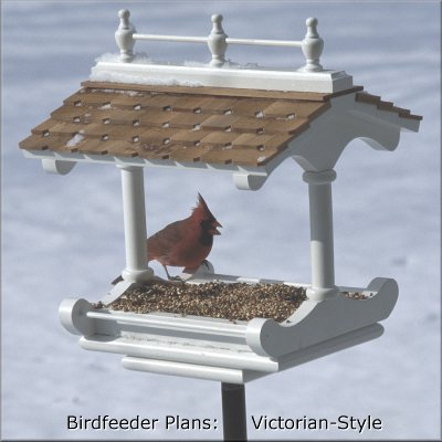 Birdhouse Plans | House Plans and More