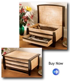 Make Your Own Wooden Jewelry Box