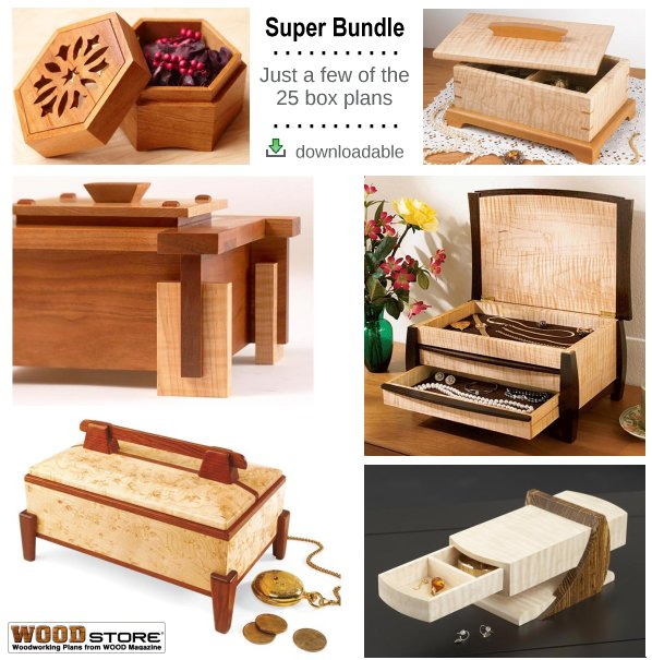 Diy Build Your Own Wood Box Part I
