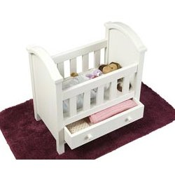 Darling Doll Bed Plans