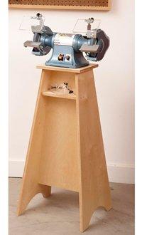 bench grinder stand plans