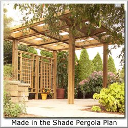 Build A Portable Garden Arbor