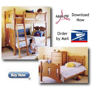Woodworking Plans For Bunk Beds Free | Top Woodworking Pattern
