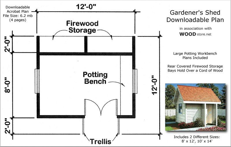 Sheep Shed Plans