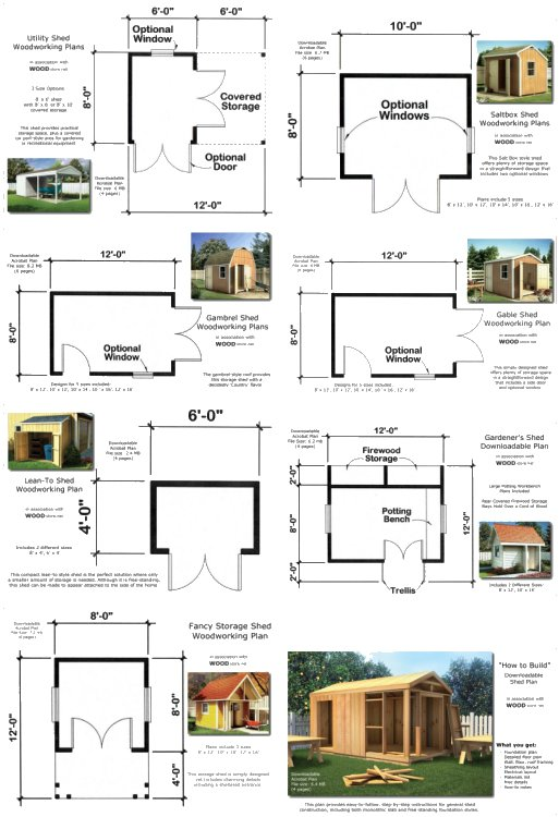Rapo detail 10 x 8 pent shed plans skid steers for 20x30 floor plans
